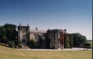 Prideaux Place is a short drive from Garden Cottage Holiday Flats